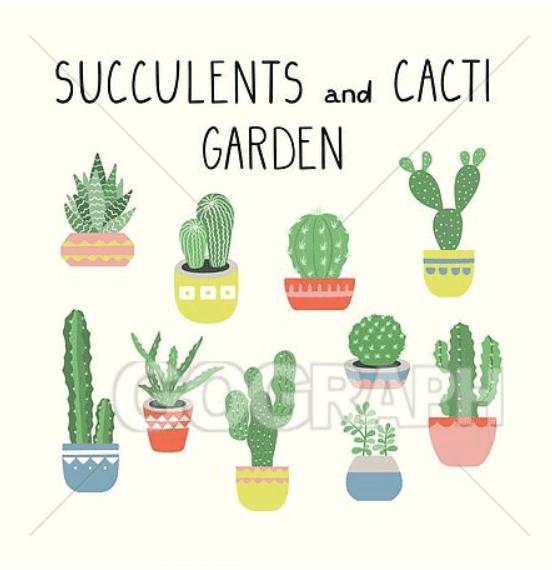 240+ Cactus Clipart 2021: Free and Premium Collections - cactus clipart 28