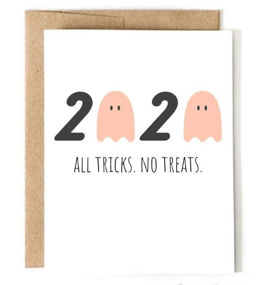 25+ Spookily Beautiful Halloween Cards 2020 👻 - card 11