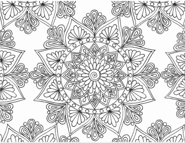 40+ Best Coloring Pages & Cards for Adults 2021: Free & Premium - card 13 1