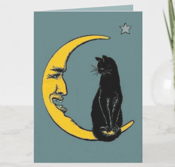 25+ Spookily Beautiful Halloween Cards 2020 👻 - card 16