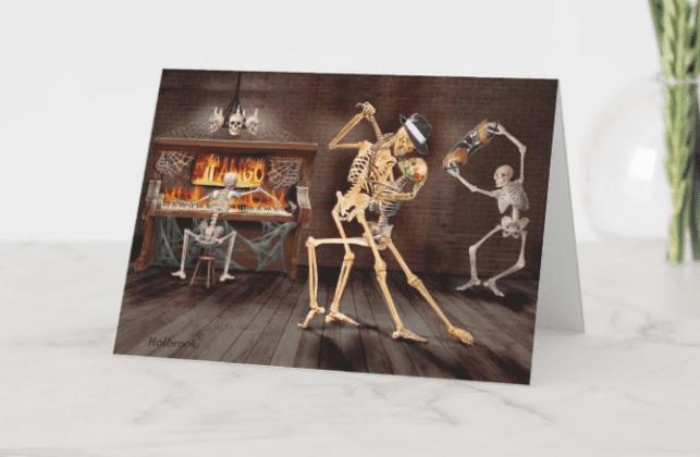 25+ Spookily Beautiful Halloween Cards 2020 👻 - card 20