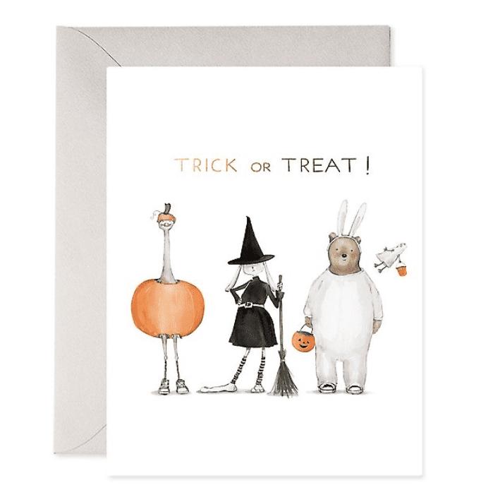 25+ Spookily Beautiful Halloween Cards 2020 👻 - card 21