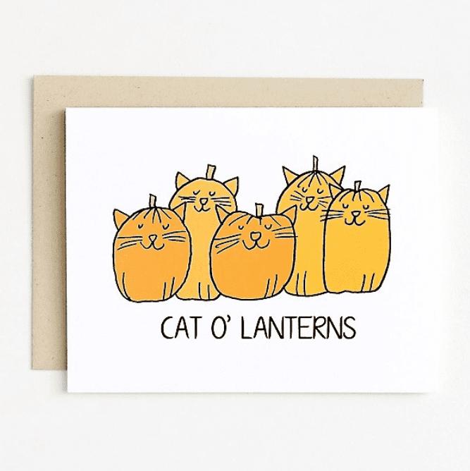 25+ Spookily Beautiful Halloween Cards 2020 👻 - card 23