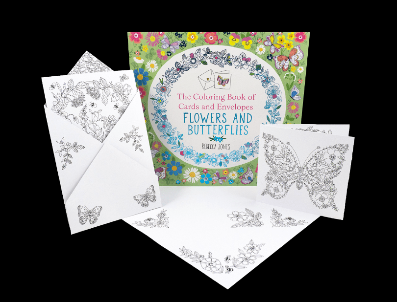 40+ Best Coloring Pages & Cards for Adults 2021: Free & Premium - card 25 1