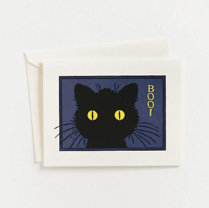 25+ Spookily Beautiful Halloween Cards 2020 👻 - card 25