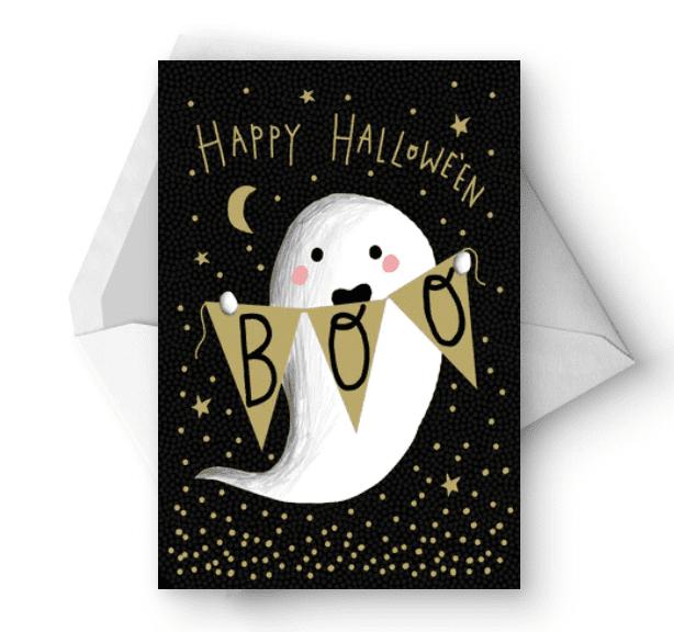 25+ Spookily Beautiful Halloween Cards 2020 👻 - card 26