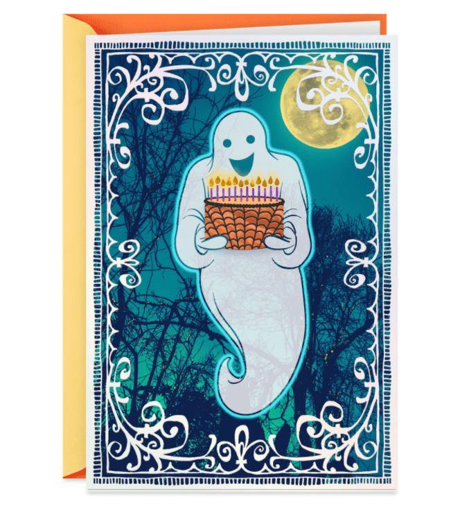 25+ Spookily Beautiful Halloween Cards 2020 👻 - card 5
