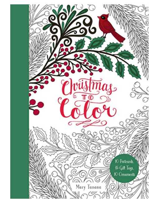 40+ Best Coloring Pages & Cards for Adults 2021: Free & Premium - card 6 1