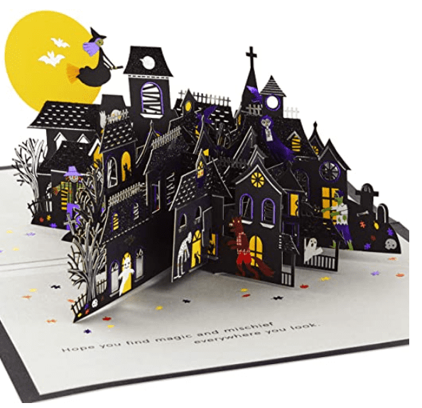 25+ Spookily Beautiful Halloween Cards 2020 👻 - card 6