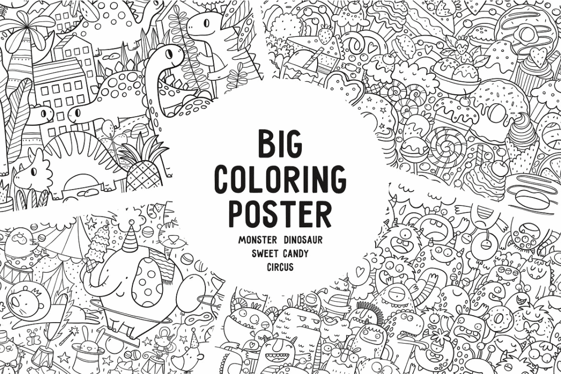40+ Best Coloring Pages & Cards for Adults 2021: Free & Premium - card 8 1