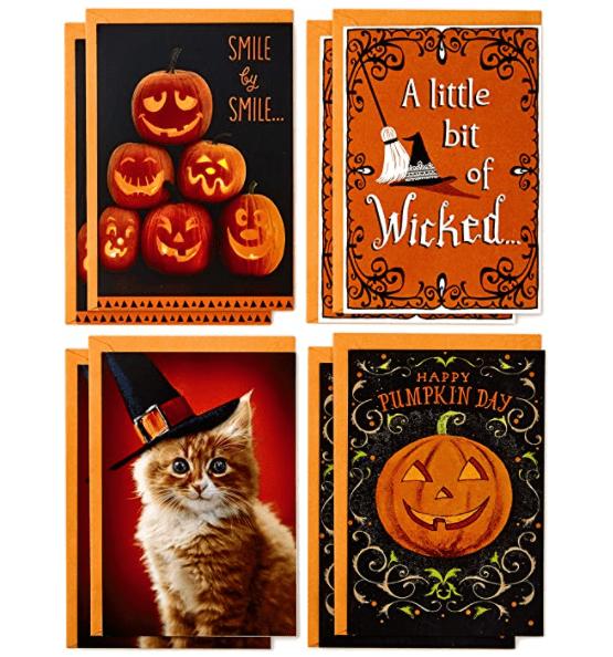 25+ Spookily Beautiful Halloween Cards 2020 👻 - card 9