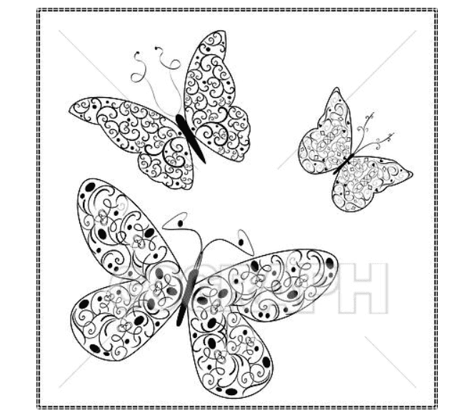 Best Butterfly Clipart 2021: What and Where to Search for? - clipart 26