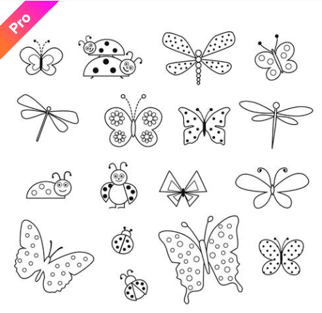 Best Butterfly Clipart 2021: What and Where to Search for? - clipart 29