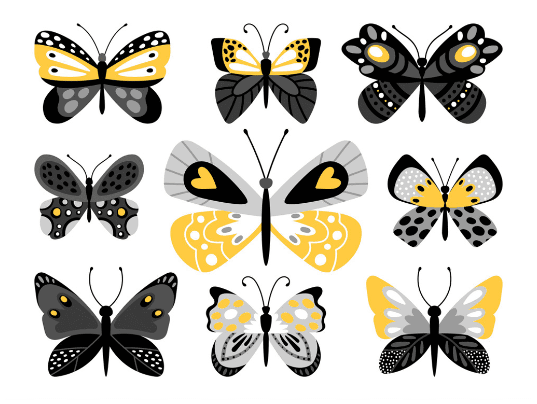 Best Butterfly Clipart 2021: What and Where to Search for? - clipart 39