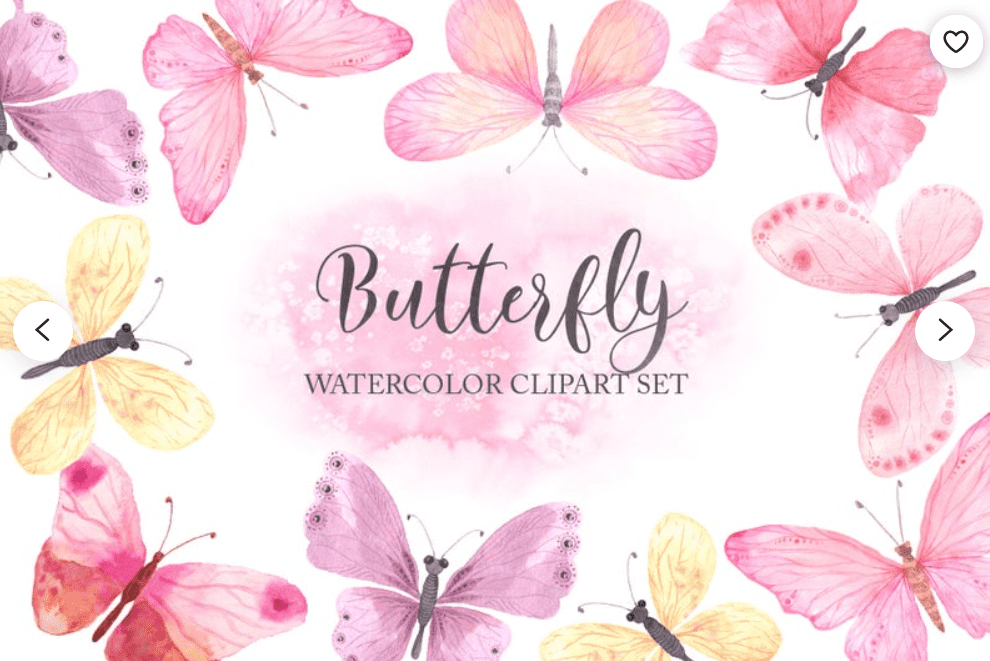 Best Butterfly Clipart 2021: What and Where to Search for? - clipart 43