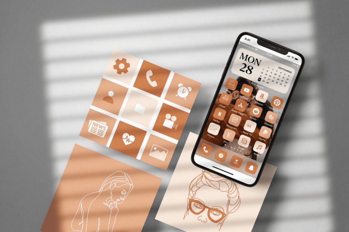 iOS 14 Icon Sets. Everything You Need to Know about iPhone Custom Icons + 30 Best Icons for Your Apple Device - custom icons app iphone 11