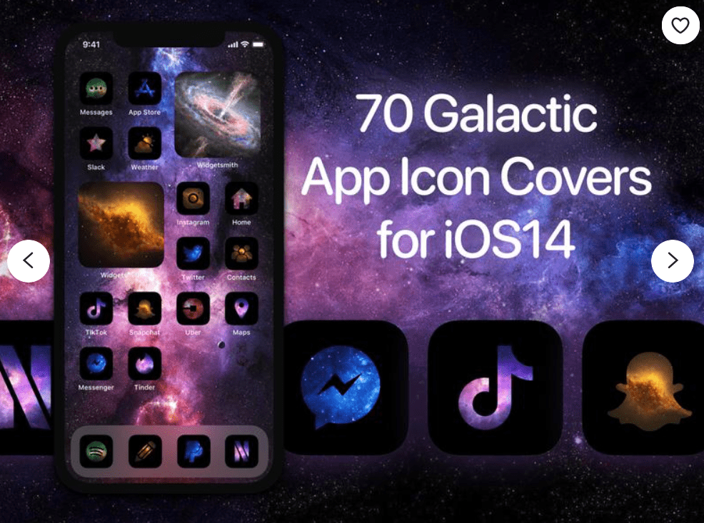iOS 14 Icon Sets. Everything You Need to Know about iPhone Custom Icons + 30 Best Icons for Your Apple Device - custom icons app iphone 29