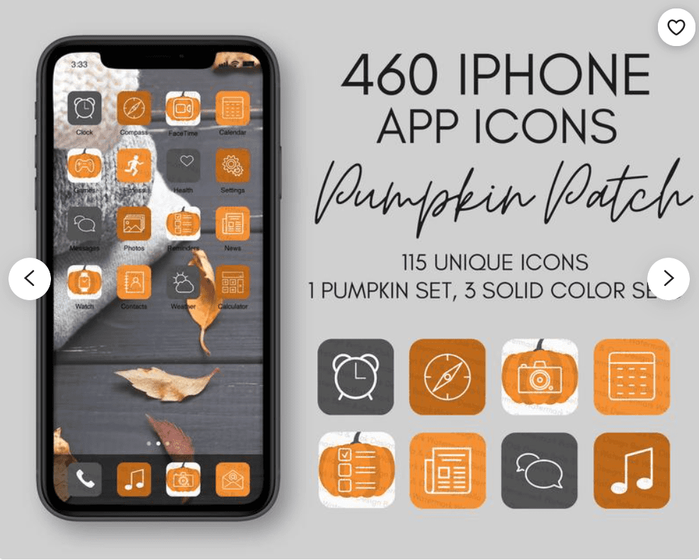 iOS 14 Icon Sets. Everything You Need to Know about iPhone Custom Icons + 30 Best Icons for Your Apple Device - custom icons app iphone 3