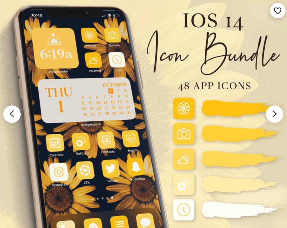 iOS 14 Icon Sets. Everything You Need to Know about iPhone Custom Icons + 30 Best Icons for Your Apple Device - custom icons app iphone 30