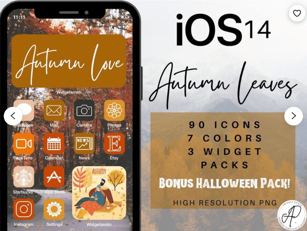 iOS 14 Icon Sets. Everything You Need to Know about iPhone Custom Icons + 30 Best Icons for Your Apple Device - custom icons app iphone 5