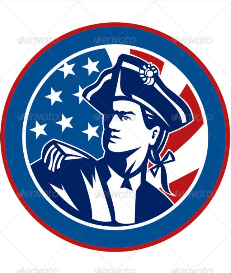 100+ Patriotic T-shirts for Men, Women, and Kids + 35 Mesmerizing T-shirt Designs 2021 - d 13