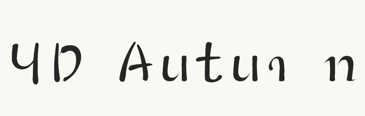 90+ Free Thanksgiving Fonts 2020 [Updated] - font 26 1
