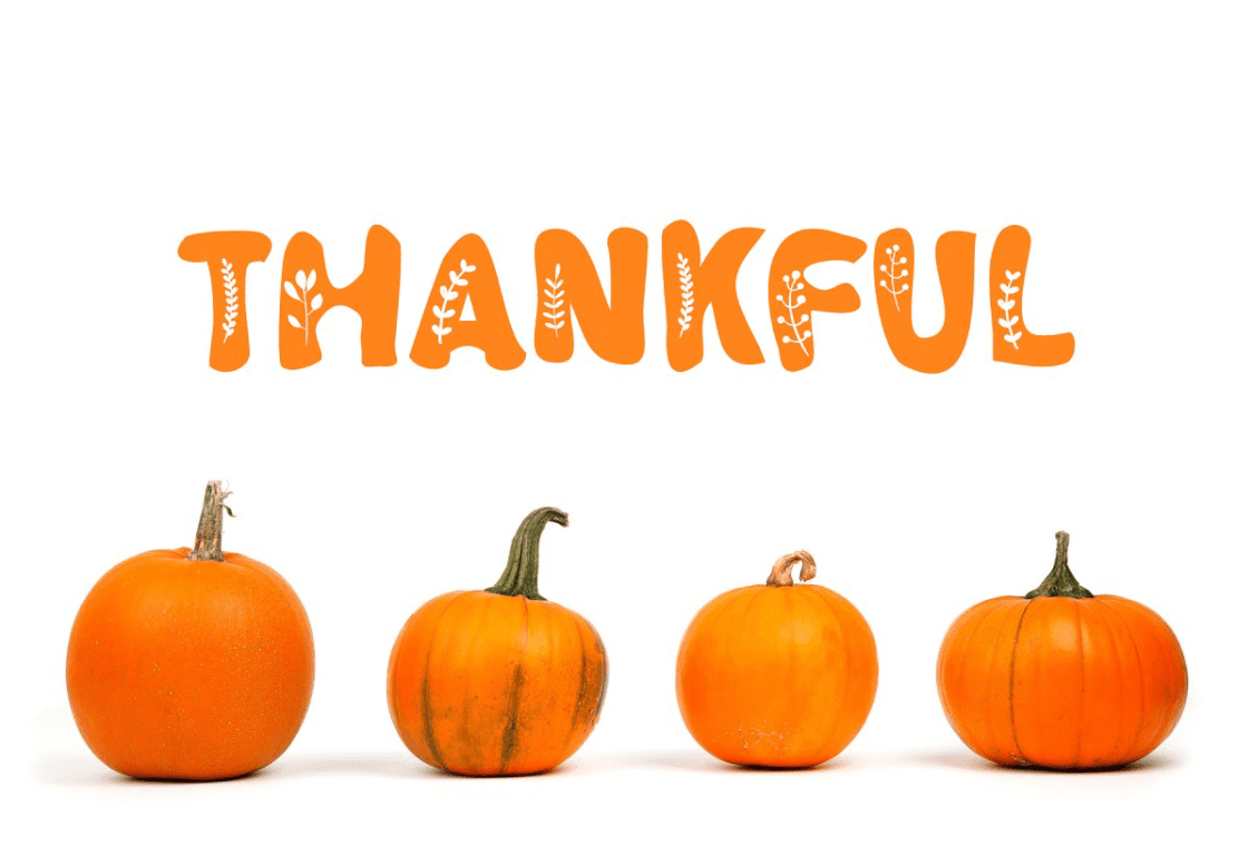 90+ Free Thanksgiving Fonts 2020 [Updated] - font 3 1