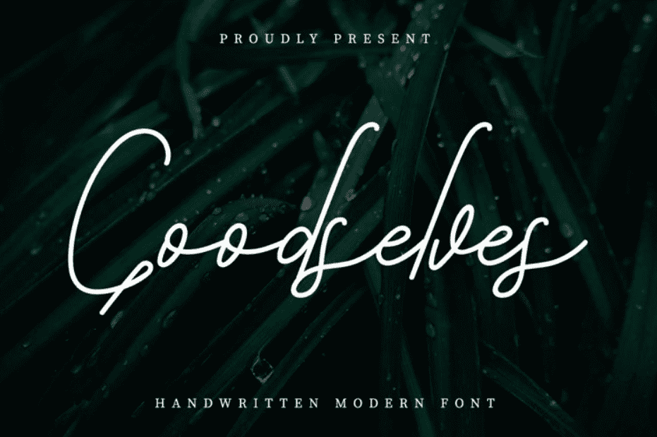 95+ Best Girly Fonts 2021: Free, Premium & Bundles - font 33