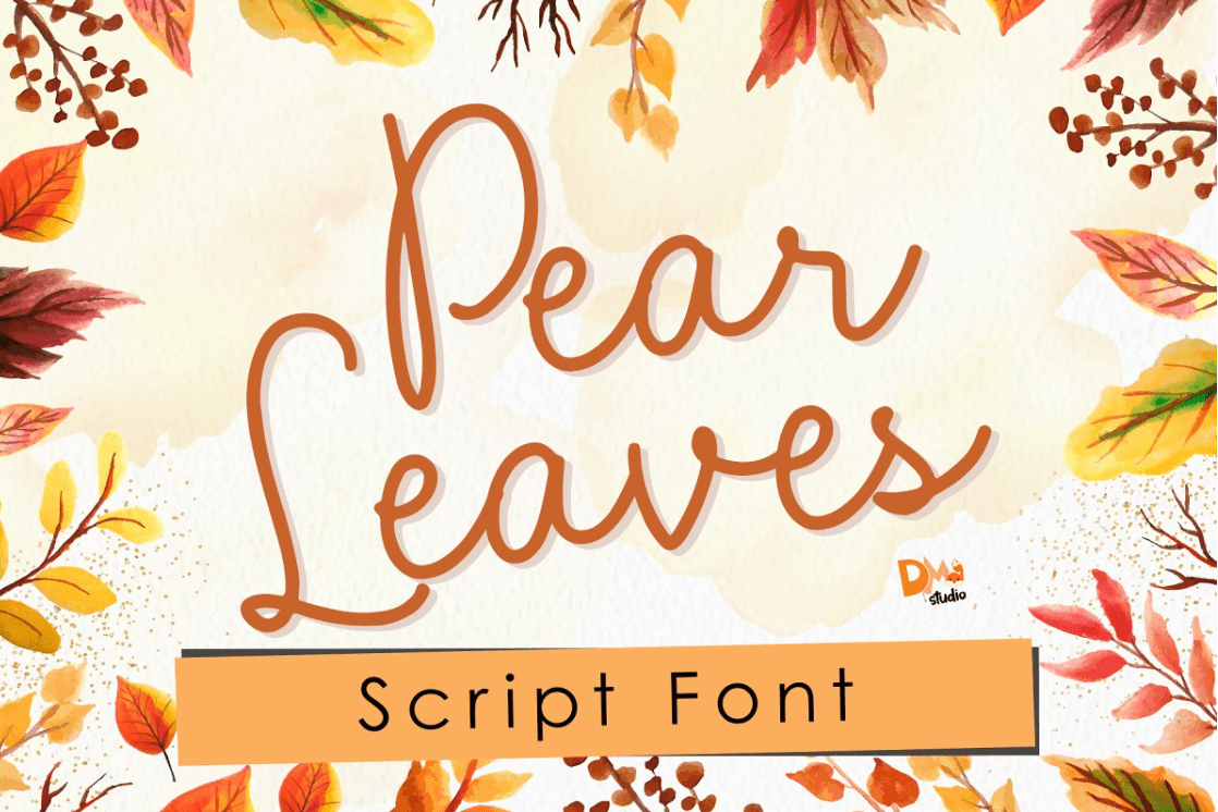 90+ Free Thanksgiving Fonts 2020 [Updated] - font 6 1