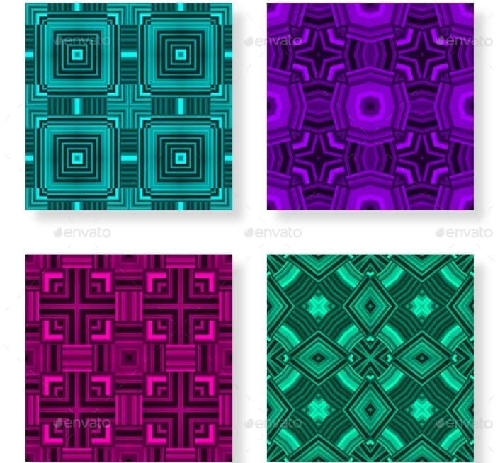 35+ Trending Geometric Patterns 2021 To Use In Your Designs - geometric patterns 18