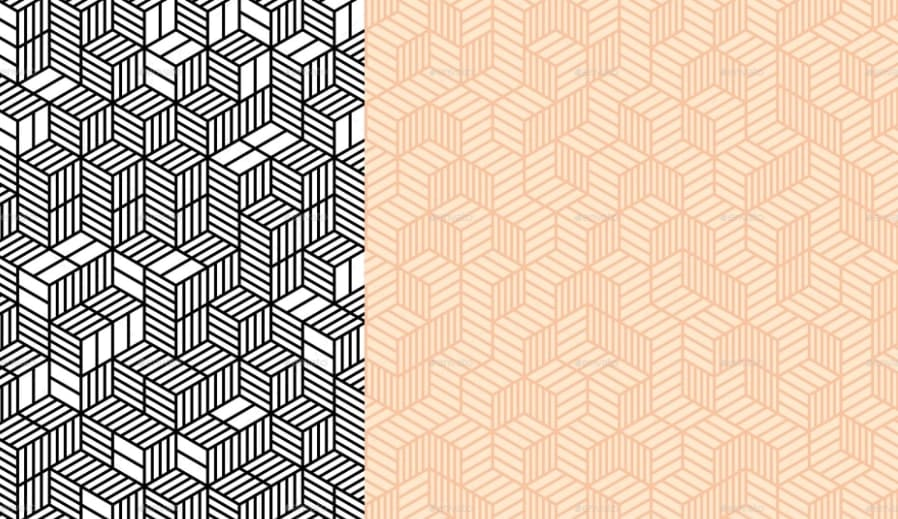 35+ Trending Geometric Patterns 2021 To Use In Your Designs - geometric patterns 24