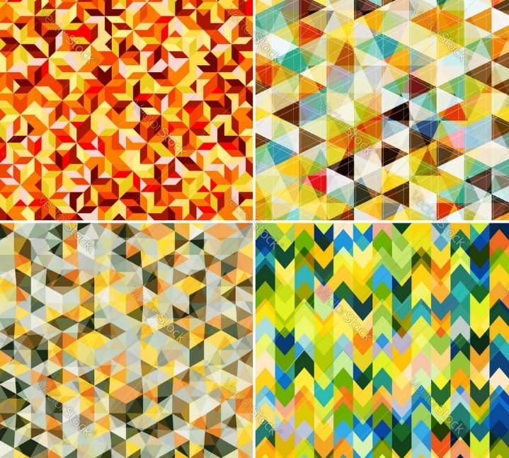 35+ Trending Geometric Patterns 2021 To Use In Your Designs - geometric patterns 28
