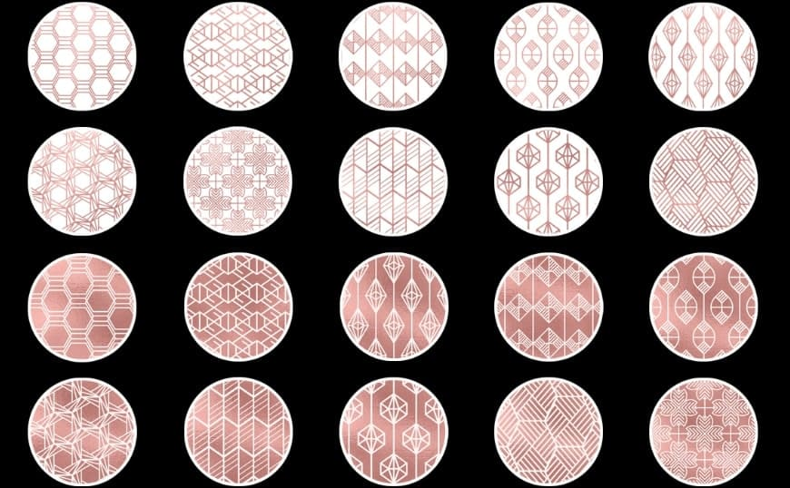 35+ Trending Geometric Patterns 2021 To Use In Your Designs - geometric patterns 7