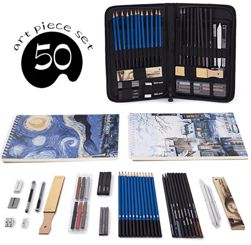 80+ Amazing Gifts for Artists in 2021! - gift 2