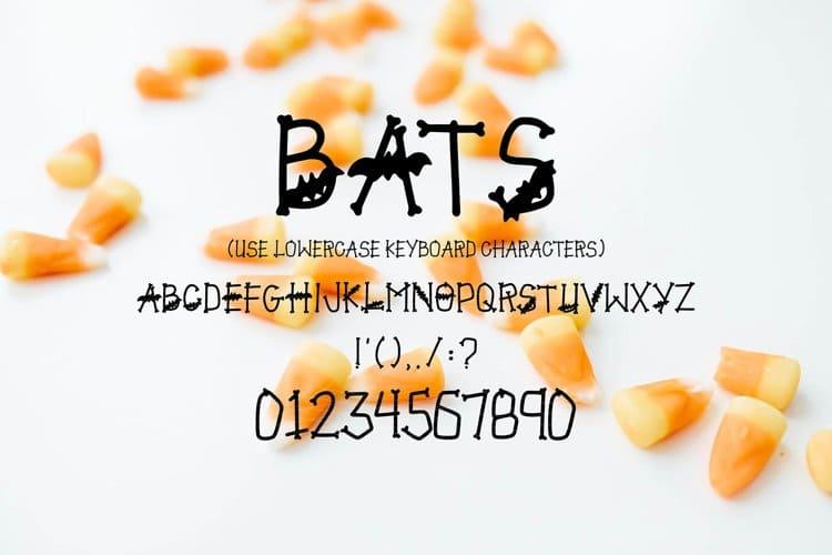 110+ Stunning Halloween Fonts For All Business Ideas 2020 - halloween fonts 05