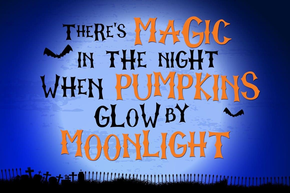 110+ Stunning Halloween Fonts For All Business Ideas 2020 - halloween fonts 08