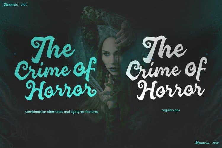 110+ Stunning Halloween Fonts For All Business Ideas 2020 - halloween fonts 104