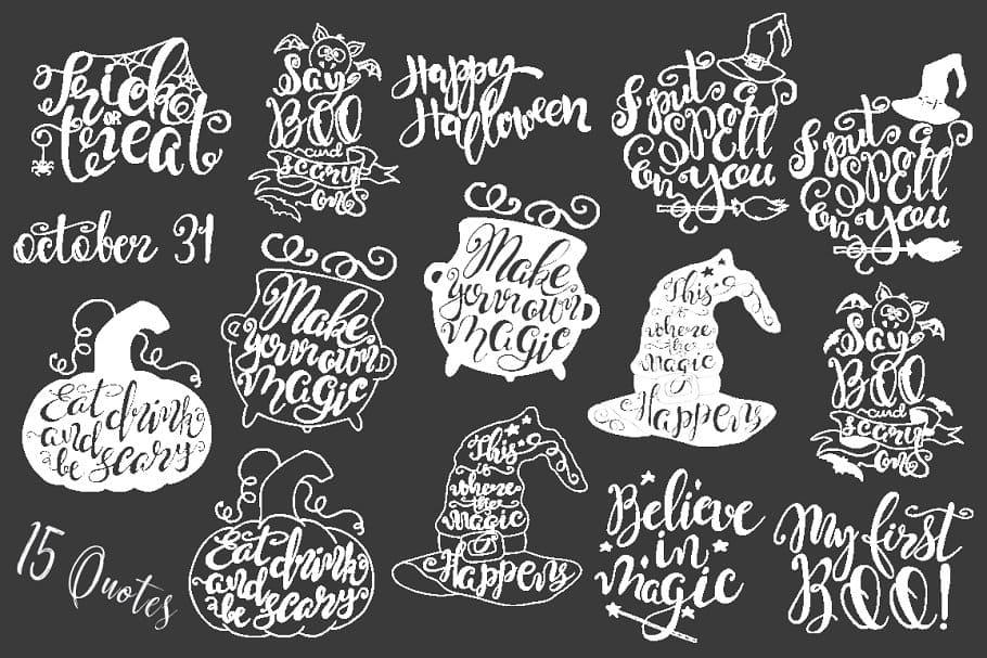 110+ Stunning Halloween Fonts For All Business Ideas 2020 - halloween fonts 108