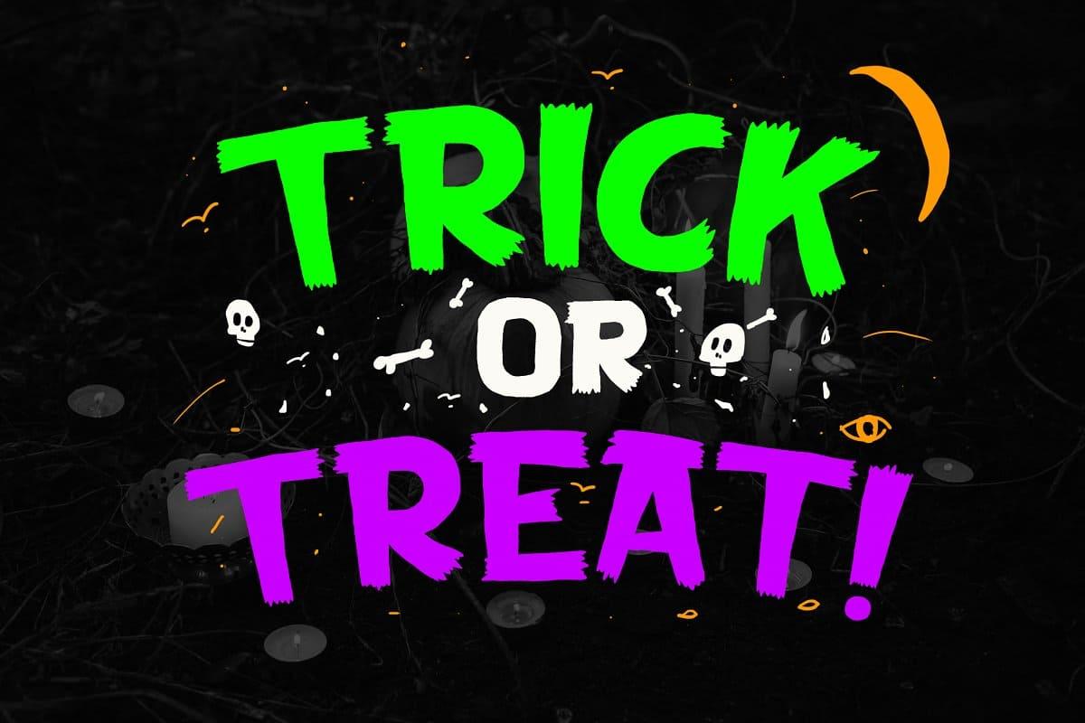 110+ Stunning Halloween Fonts For All Business Ideas 2020 - halloween fonts 18