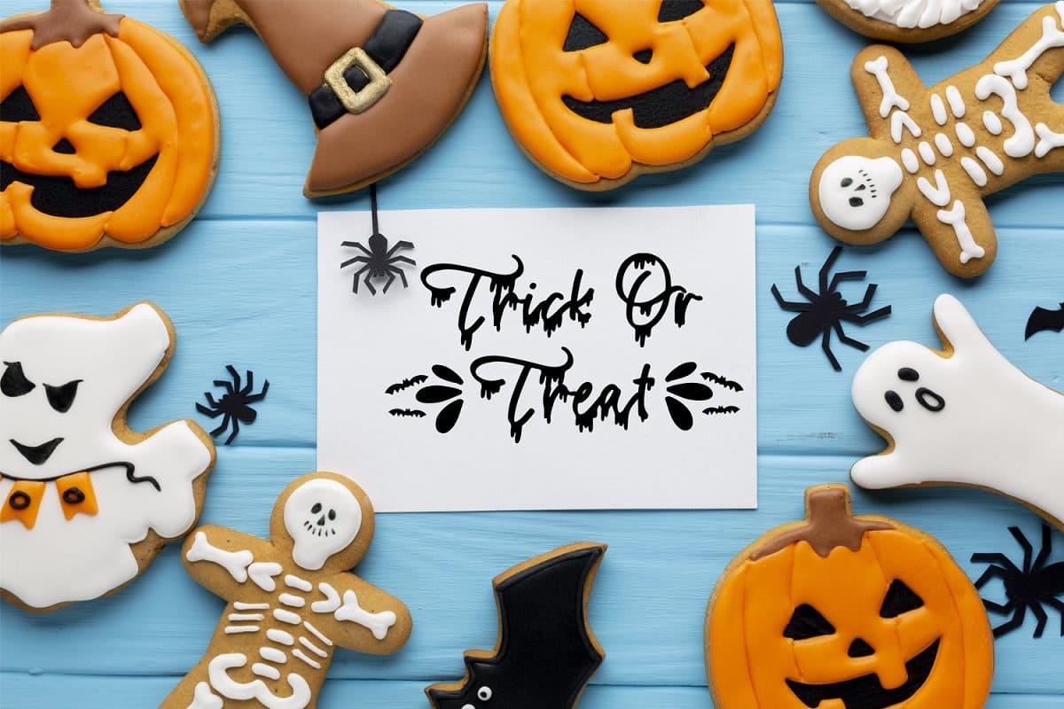 110+ Stunning Halloween Fonts For All Business Ideas 2020 - halloween fonts 21