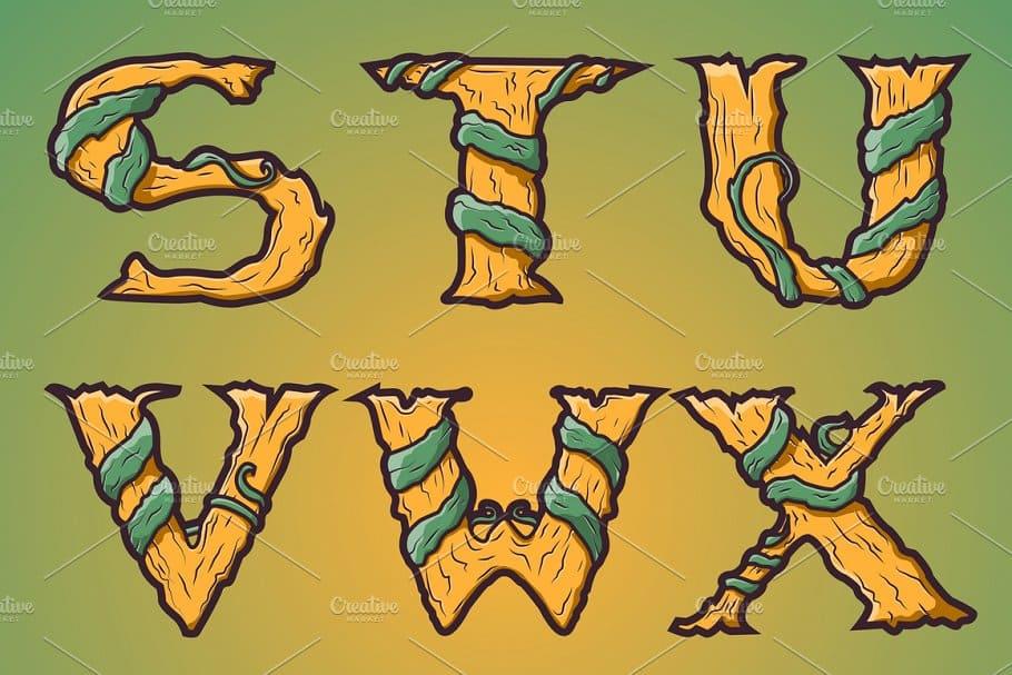 110+ Stunning Halloween Fonts For All Business Ideas 2020 - halloween fonts 25