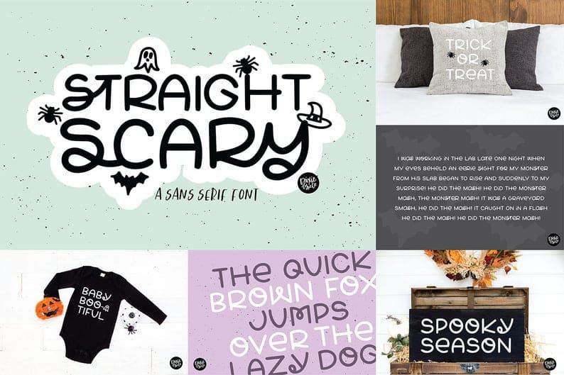 110+ Stunning Halloween Fonts For All Business Ideas 2020 - halloween fonts 29
