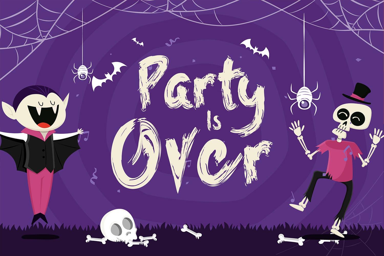 110+ Stunning Halloween Fonts For All Business Ideas 2020 - halloween fonts 45