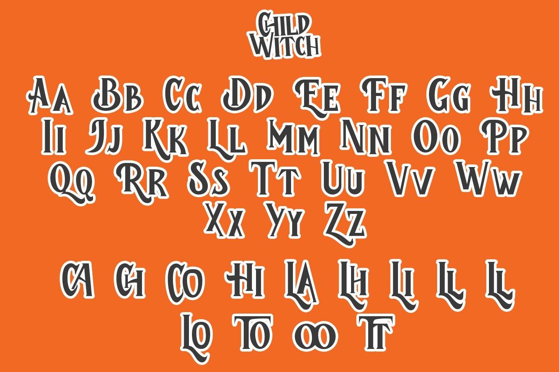 110+ Stunning Halloween Fonts For All Business Ideas 2020 - halloween fonts 64