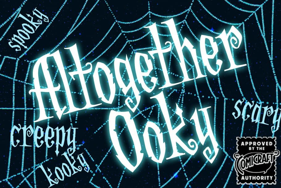 110+ Stunning Halloween Fonts For All Business Ideas 2020 - halloween fonts 71