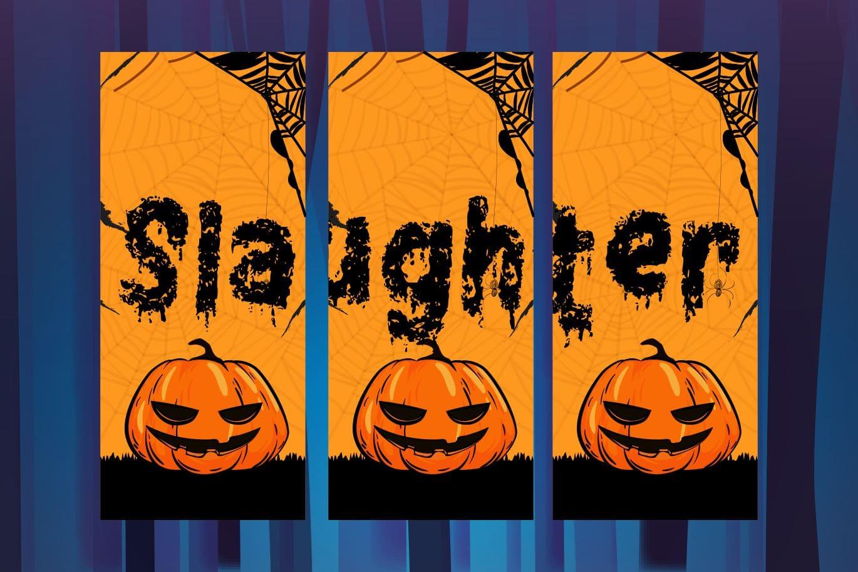 110+ Stunning Halloween Fonts For All Business Ideas 2020 - halloween fonts 76