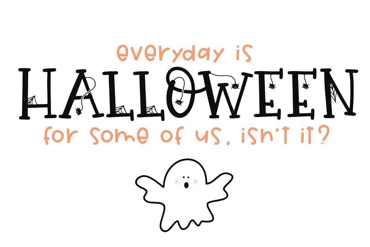 110+ Stunning Halloween Fonts For All Business Ideas 2020 - halloween fonts 78