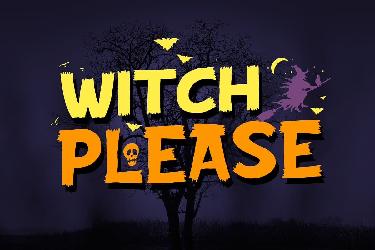 110+ Stunning Halloween Fonts For All Business Ideas 2020 - halloween fonts 80