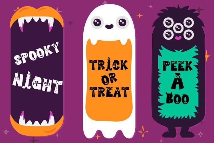 110+ Stunning Halloween Fonts For All Business Ideas 2020 - halloween fonts 87