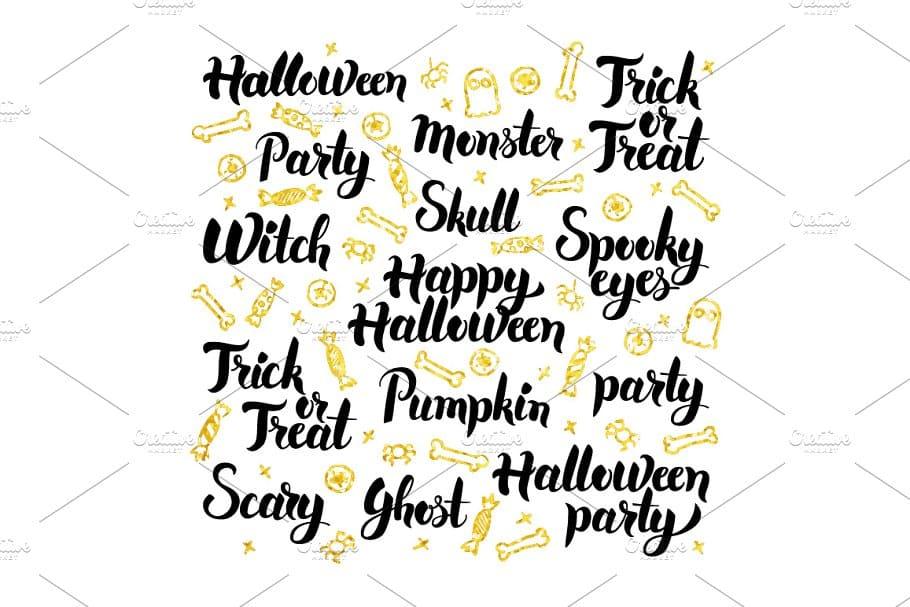 110+ Stunning Halloween Fonts For All Business Ideas 2020 - halloween fonts 97